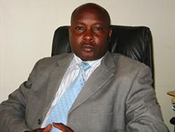 Luwakanya John Mary- Chairman LCV